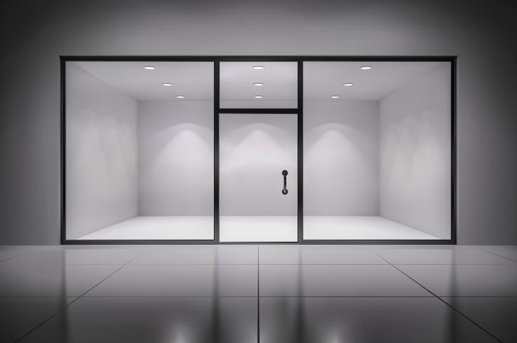 Store Interior Background