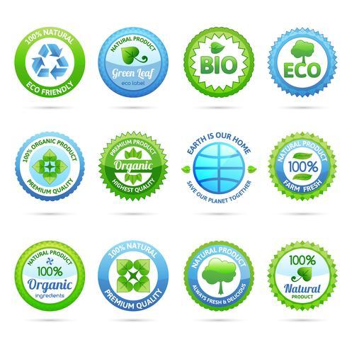 Ökologie-Etiketten eingestellt
