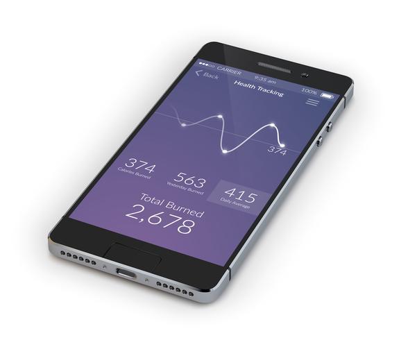 smartphone mobiele geneeskunde