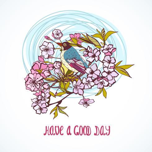 God dag önskar kort