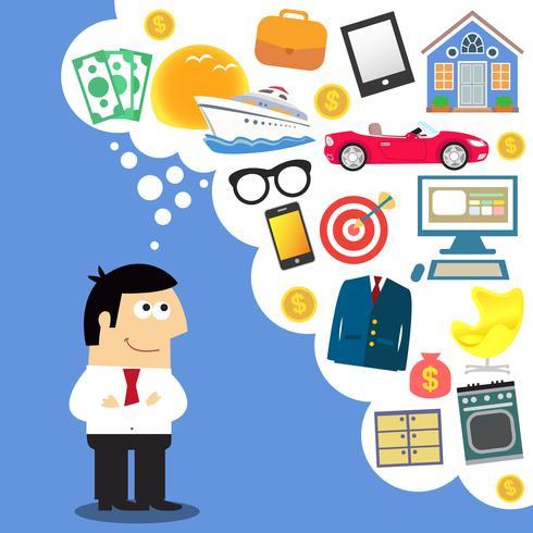 Affärsdrömmer, framtida planering