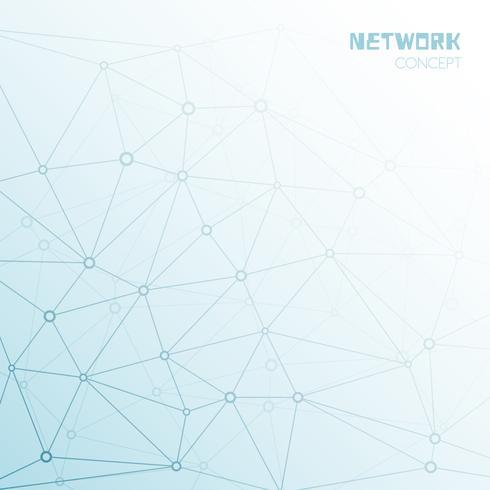 Socialt eller tekniskt nätverk bakgrund
