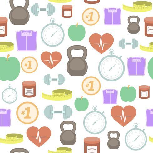 Fondo transparente de fitness