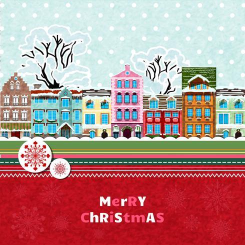 God julkort inbjudan