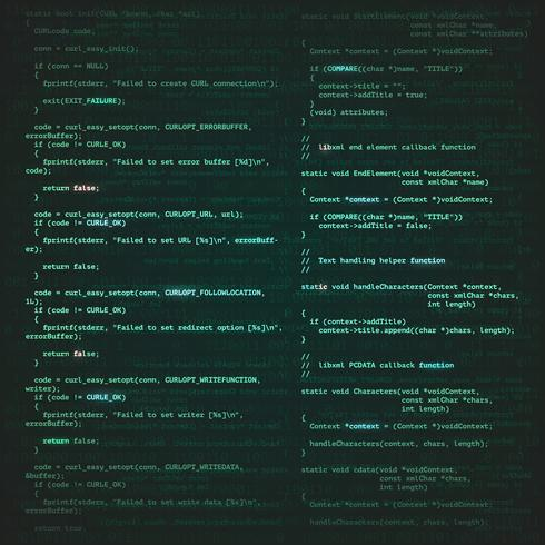 Software-Engineering-Hintergrund