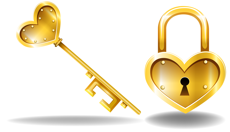 Key and Lock - Download Free Vectors, Clipart Graphics ...