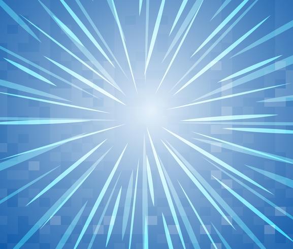 Bakgrundsdesign med ljus stjärna