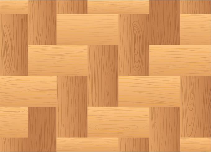 Una vista superior de una mesa de madera.