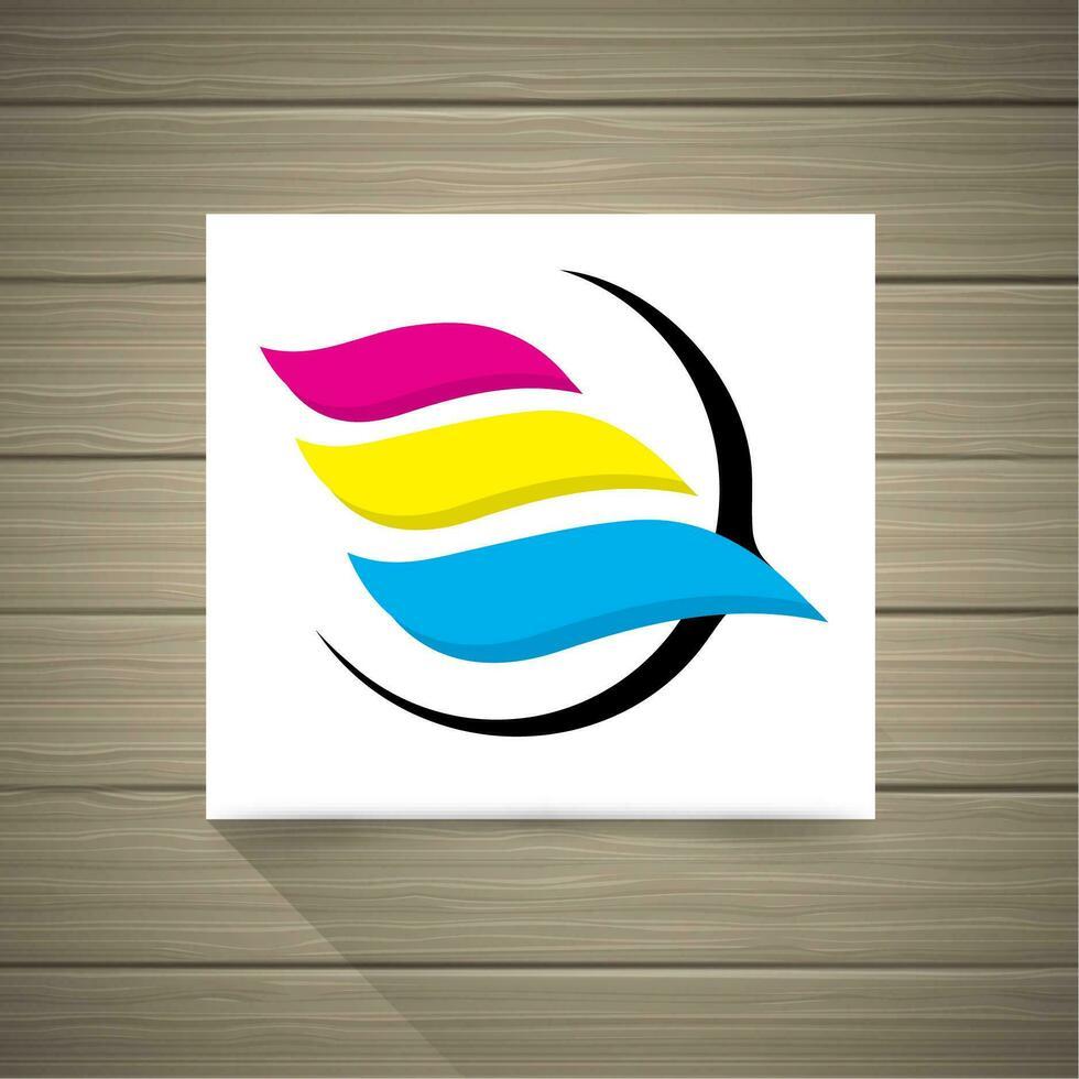 Logotipo CMYK