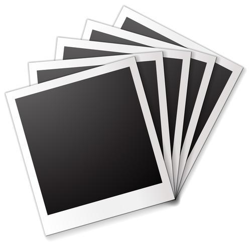 Polaroid papers