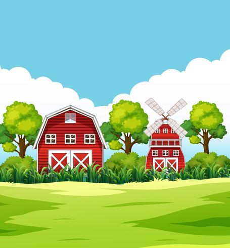 Casa in zona rurale
