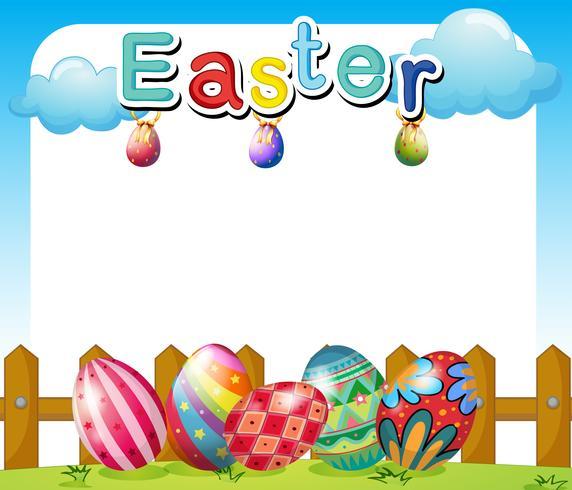 Un modello della domenica di Pasqua
