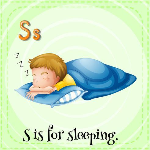 Dormido vector