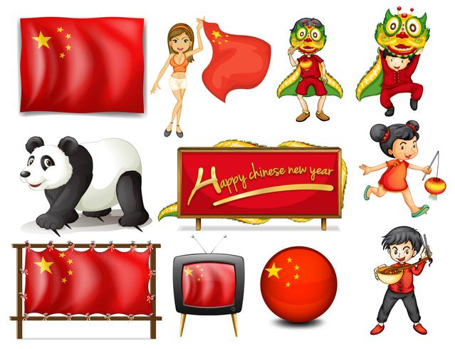 China set