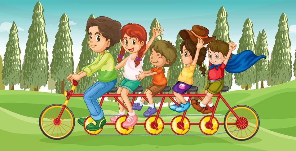 Alla cyklar