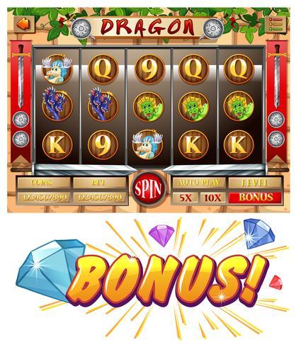 Modello di gioco con premio bonus