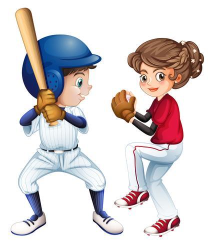 Béisbol vector