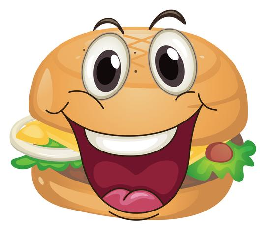 hamburguesa vector