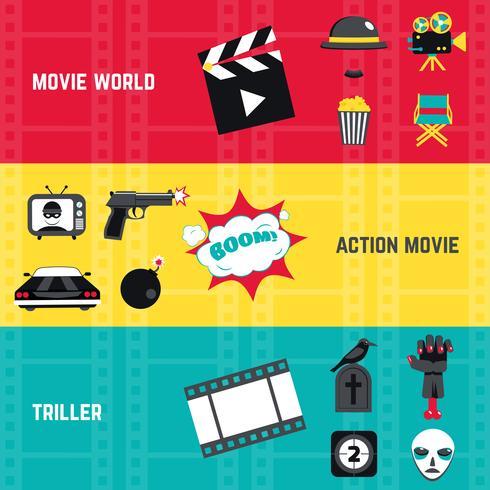 Filmbannerset