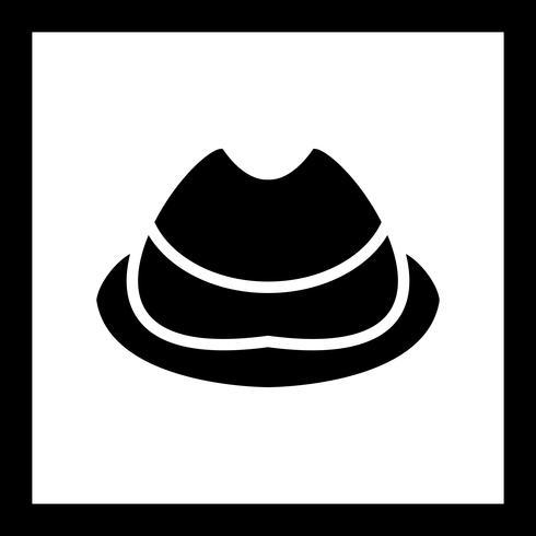 Icona del berretto vettoriale