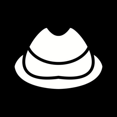 Vector icono de la tapa
