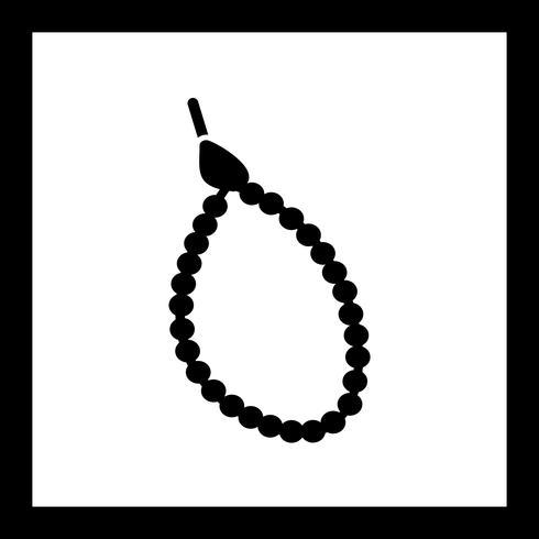 icona di vettore tallone