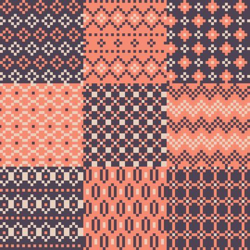 Set di pixel di colore di sfondo