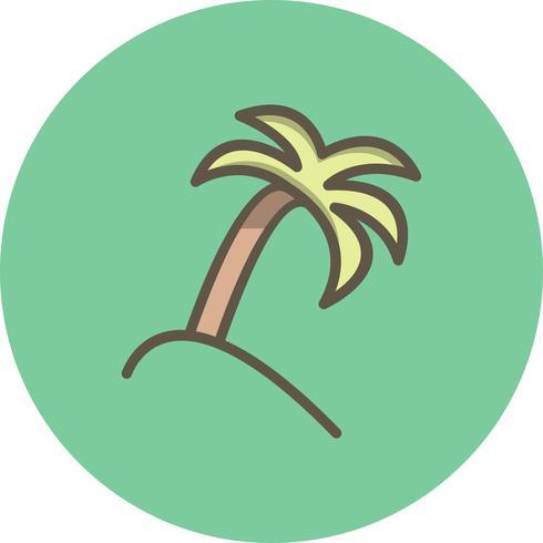 Vektor Palm Tree Icon