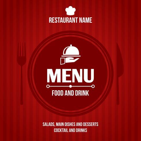 Progettazione del menu del ristorante