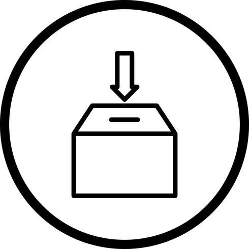 Vektor-Zakat-Symbol