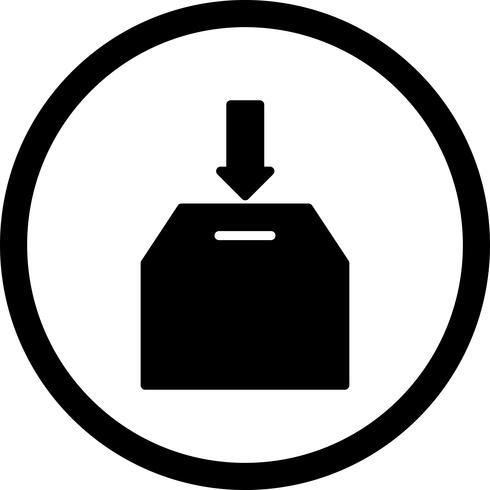 icono de vector zakat