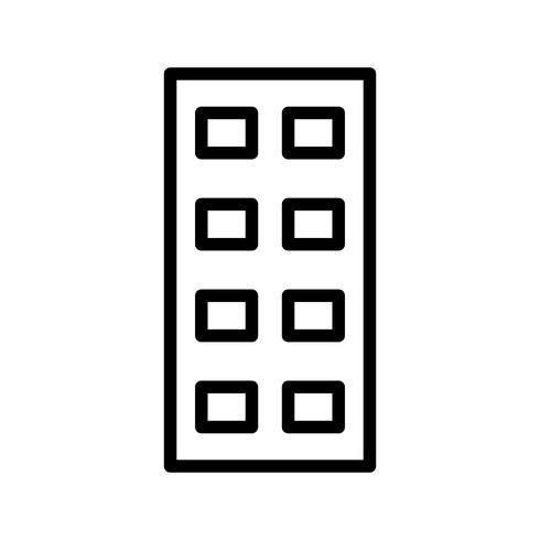 Vektor-Snack-Symbol