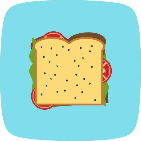 Vector Sandwich pictogram