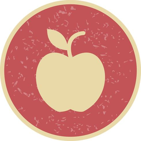 Vector ícone da Apple