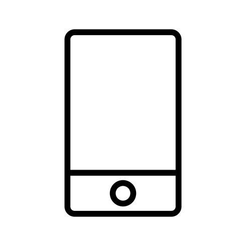Icône de périphérique de vecteur