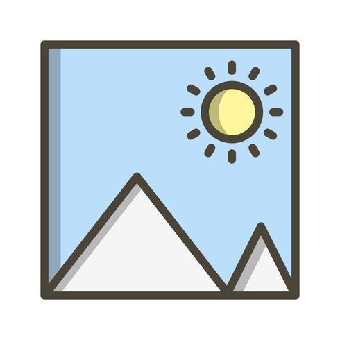 Vector Picture Icon