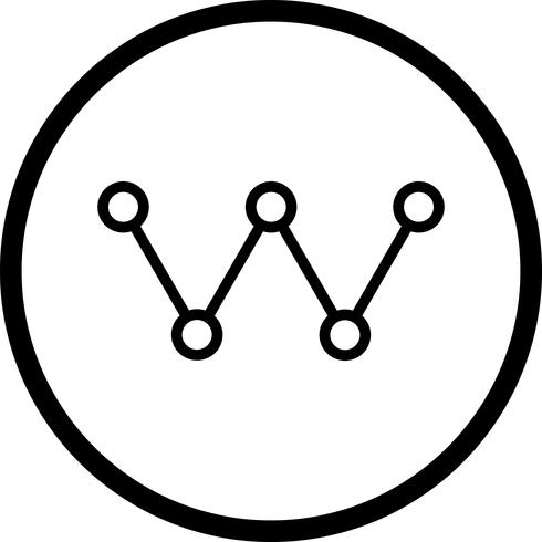 Vector koppelingspictogram