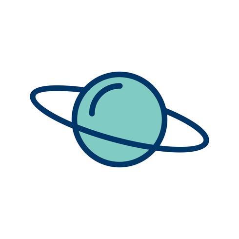 Satrun Vector Icon