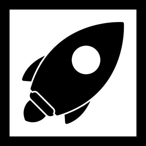 Vector lanceerpictogram