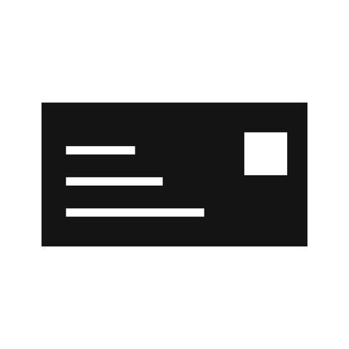Vector ID Card Icon