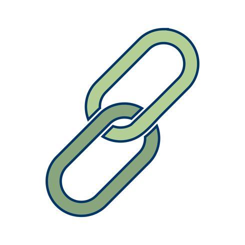 Icono de Vector Adjunto