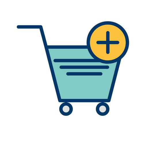 Vector Add to Cart Vector Icon