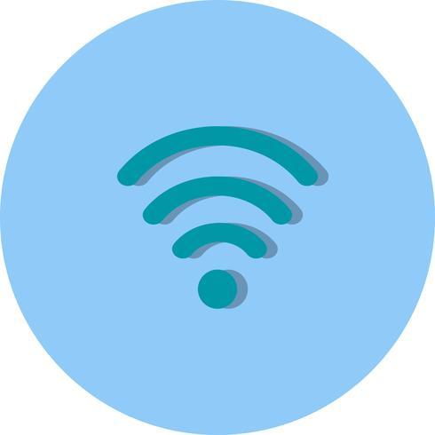 icono de vector wifi