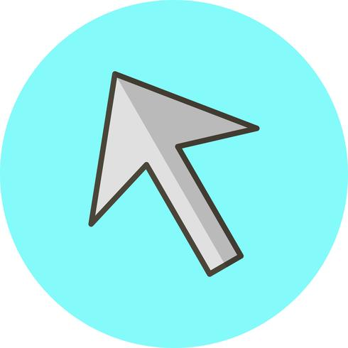 Cursor Vector Icon