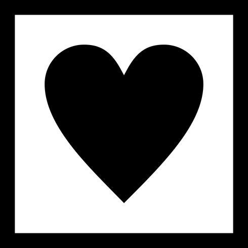 Favoriete Vector Icon