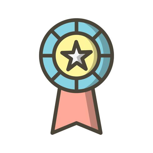 Vector Ribbon Icon
