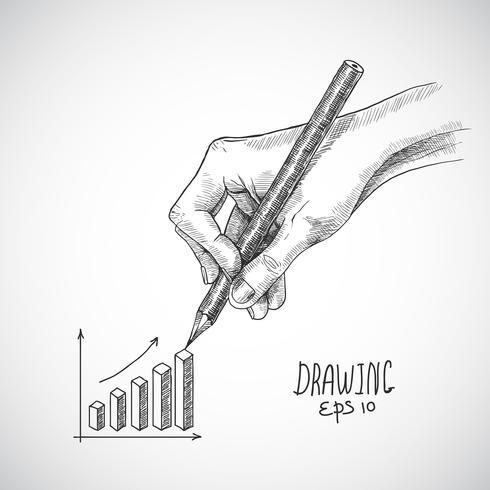 Handritningsdiagram