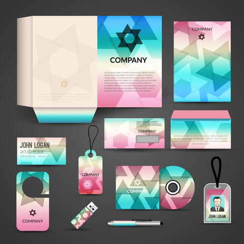 Diseño de identidad corporativa