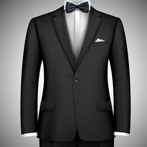 Costume d'homme d'affaires