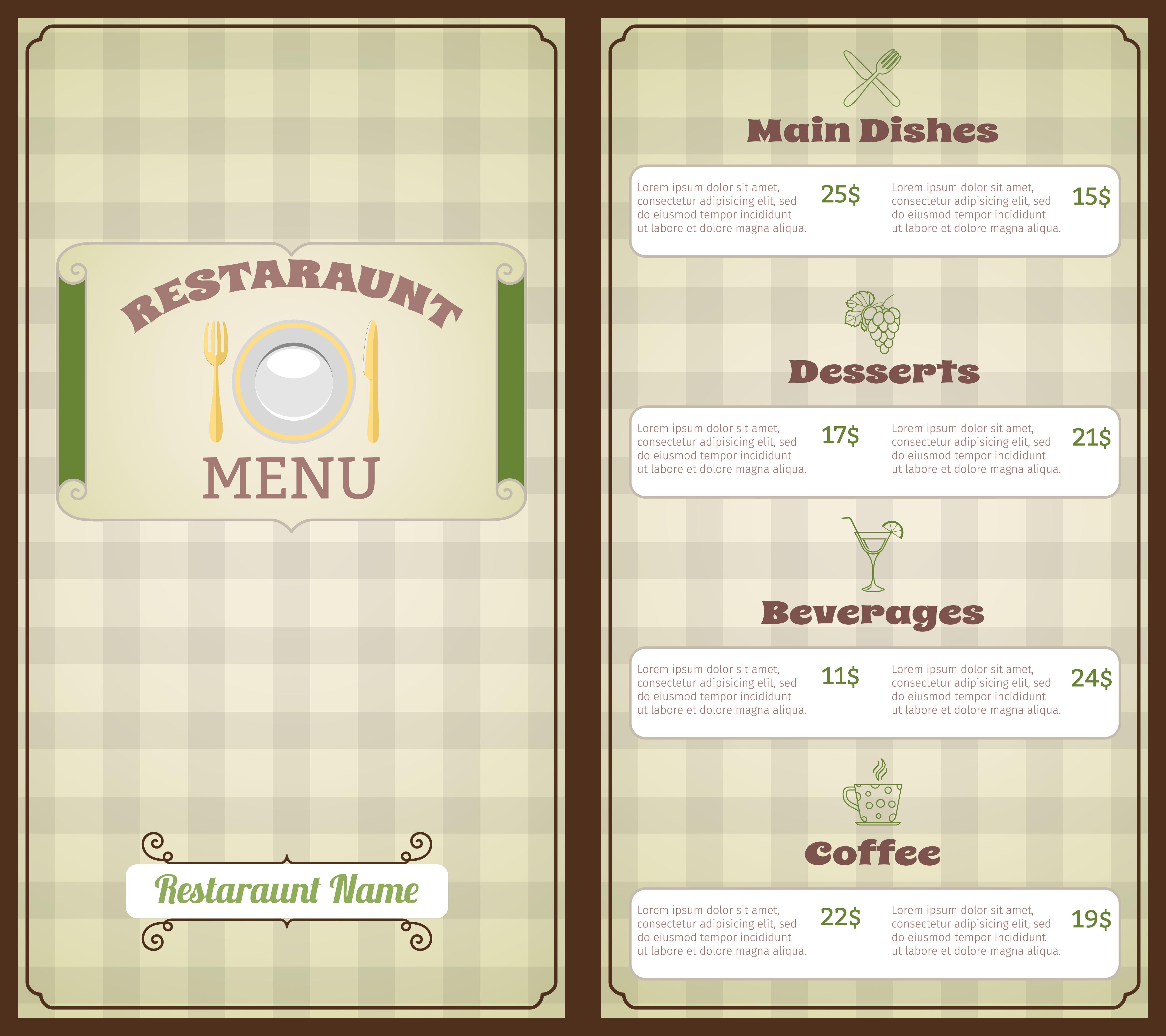 Seafood Plate Presentation